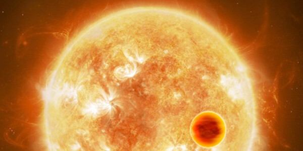NASA says this planet is just too damn hot to exist