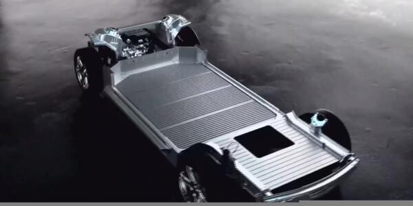 iPhone manufacturer Foxconn unveils the modular platform it'll use to make EVs