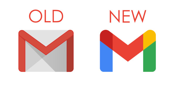 Gmail has a colorful new logo, but I'm going to miss the old envelope