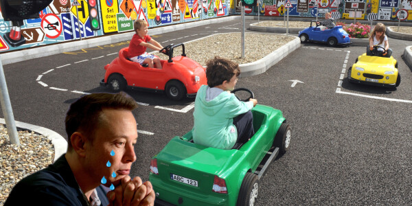 Suck it, Musk — kids are the reason we're buying more EVs