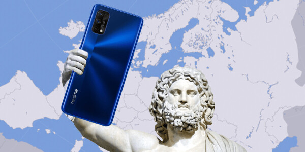 Realme's new phones give it a REAL (sorry) chance in the EU budget market