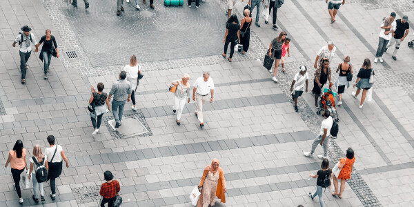 These are the world's most 'walkable' cities