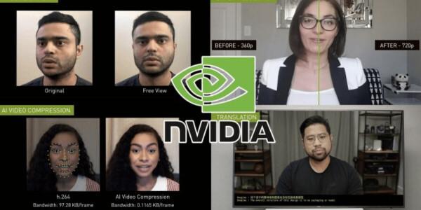 How Nvidia's Maxine uses AI to improve video calls