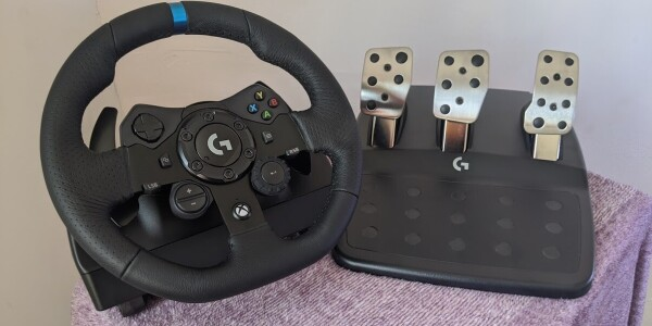 Review: Logitech grabs the checkered flag with the G923 racing wheel