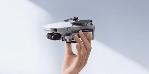DJI's new Mini 2 drone brings 4K video and a big range boost
