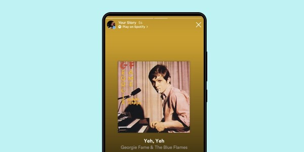 Spotify's Stories should feature music suggestions, not artists' video messages