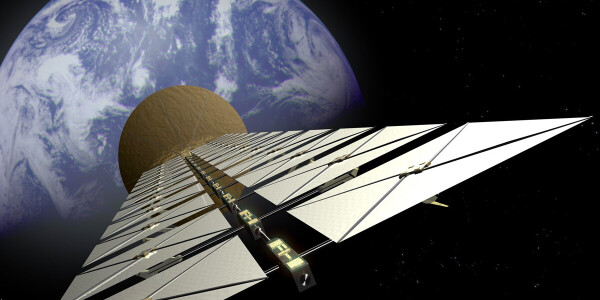 Solar power stations in space could solve Earth's energy needs