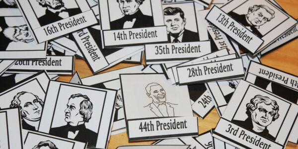 Meet the AI-generated bipartisan president of the US