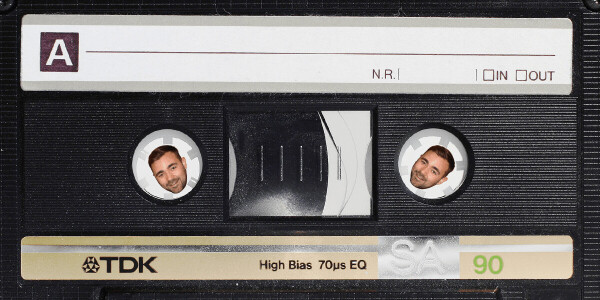 My addiction to cassette tapes isn't a problem — it's a solution