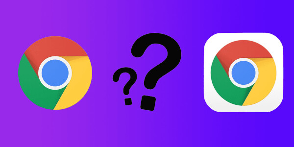 Google Chrome gets a new icon in Big Sur — and it wants your help choosing the next