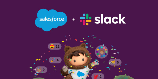 Salesforce is buying Slack for $28 billion