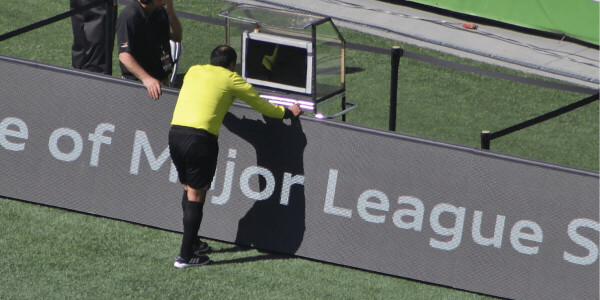 Twitter sentiment analysis suggests football fans would give video referees the red card