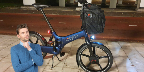 Review: The GoCycle GX is a fun, foldable ebike with few drawbacks