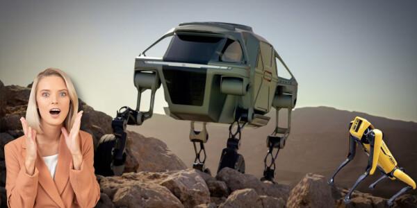 Hyundai bought Boston Dynamics for nearly $1B — now build a walking car!