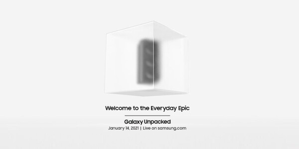 Samsung is going to launch the Galaxy S21 on January 14