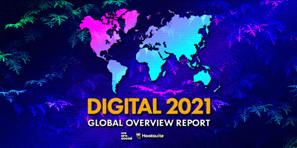 Digital trends 2021: Every single stat marketers need to know