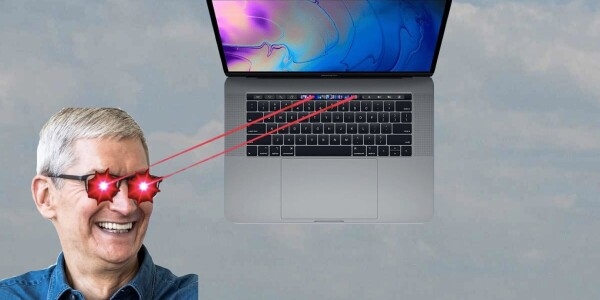Ring the Vatican bells, Apple might get rid of Touch Bar from the MacBook Pro