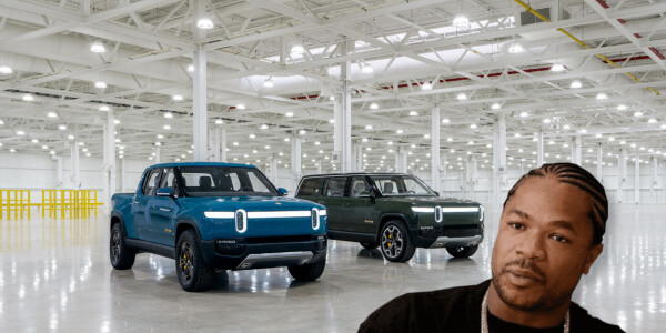 Rivian hints at factory fitted wraps for EV customization