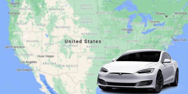 Which is the most EV-friendly US state? Check out the rankings