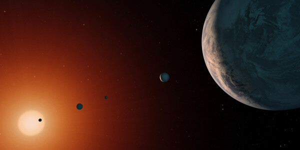 The 7 planets of the TRAPPIST-1 system are identical — here's what we can learn from them