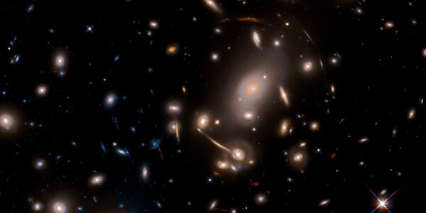 AI detects 1,210 new potential gravitational lenses in the search for dark matter