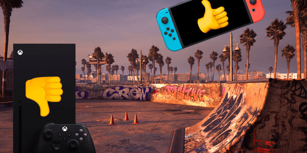 Tony Hawk's coming to Switch is amazing news — but the next-gen upgrades? Lame, dude
