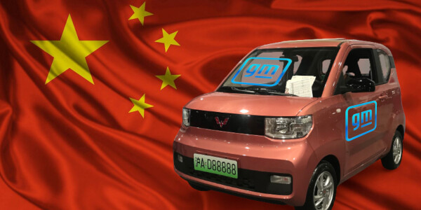 This teensy Chinese EV outsold Tesla last month — and it's cheaper than some ebikes