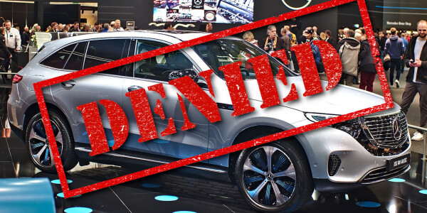 Sorry 'murica, no Mercedes-Benz EQC for you