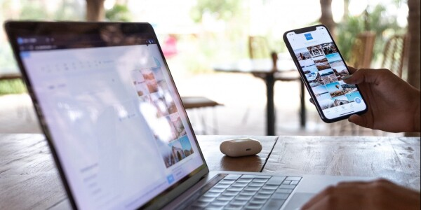 How to share text and links across your devices via your browser