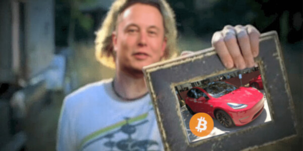 Tesla beats analyst expectations through Bitcoin and stellar sales