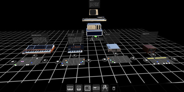 Dance your way into the weekend with Google's funky synth simulator