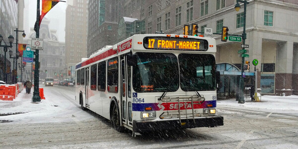 A look at Philadelphia's 5 steps to safe and sustainable transport