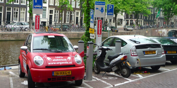 21% of newly registered Dutch cars are EVs — here's how that happened