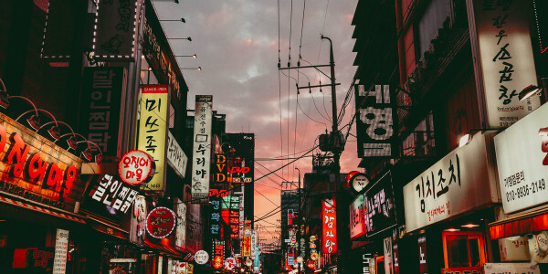Seoul's smart poles will soon be able to charge drones and EVs