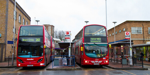 UK is spending £3B to completely overhaul its bus system