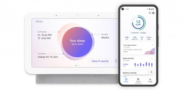 Google's new Nest Hub uses radar to 'watch' (and improve) your sleep