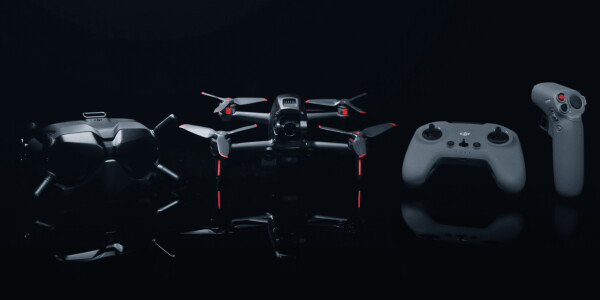 DJI's new FPV drone goes 87 mph and looks stupid fun