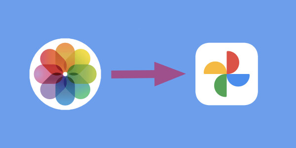 How to transfer your iCloud photos to Google Photos