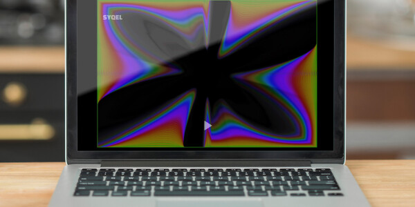 The SYQEL AI Powered Music Visualizer gives your music a whole new dimension