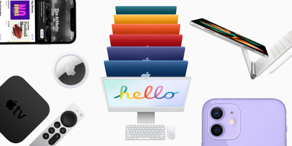 Everything Apple announced at its April 2021 iPad and iMac event event