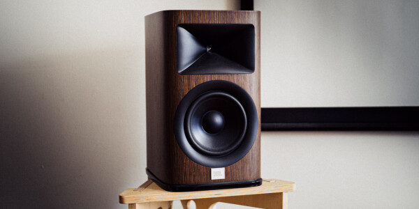 JBL HDI-1600 review: This neutral hi-fi speaker is meant to play loud