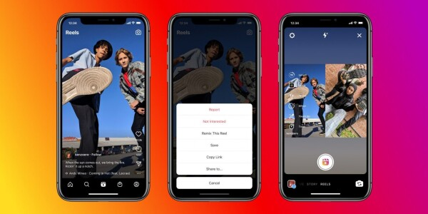 Instagram now lets you create reaction Reels, just like TikTok Duets