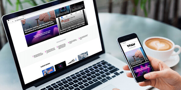 Welcome to TNW's glorious new website: Faster, smarter, and even better-looking