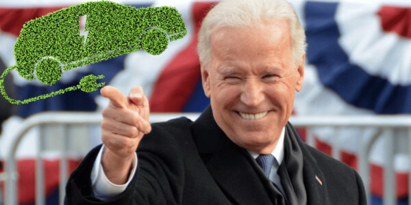 Biden's big infrastructure plans spark American interest in EVs