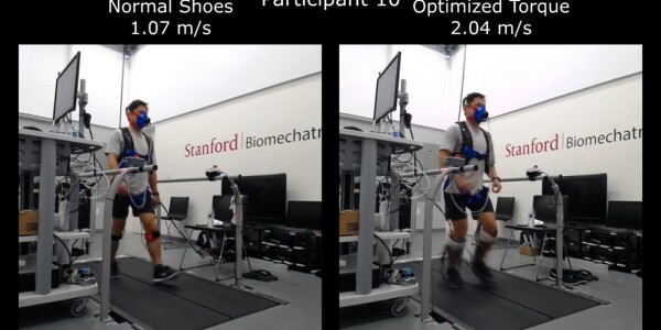 Scientists developed AI-powered ankle braces to make you walk faster