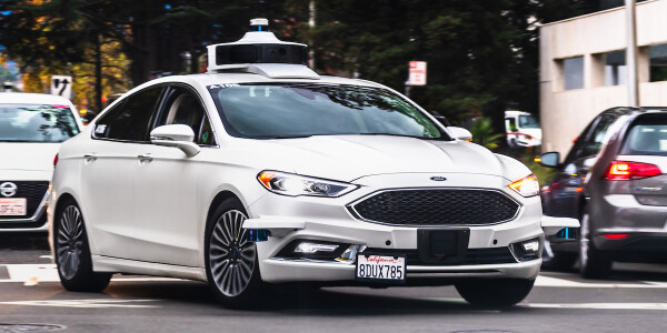 With Lyft selling its self-driving division, the market will be dominated by a few rich companies