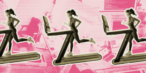 My treadmill desk makes me happier and more productive — here's why