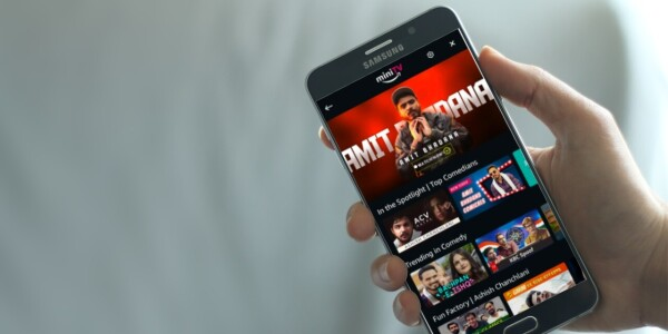Amazon launches free ad-supported video streaming service in India