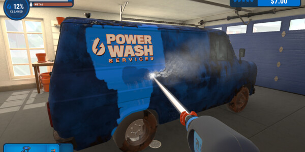 I lost my weekend to Power Wash Simulator, and I regret nothing