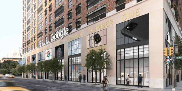 20 years after the first Apple Store, get ready for the Google Store